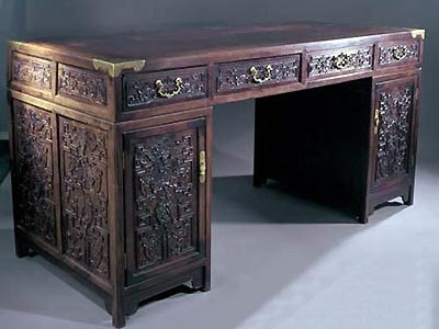 Qing Dynasty Furniture