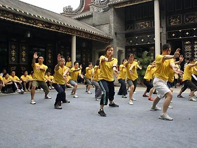 Top 10 Kung Fu Hometowns in China