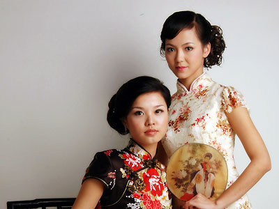 Features of Chinese Clothing