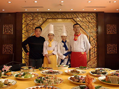 Characters of Chinese Cuisine