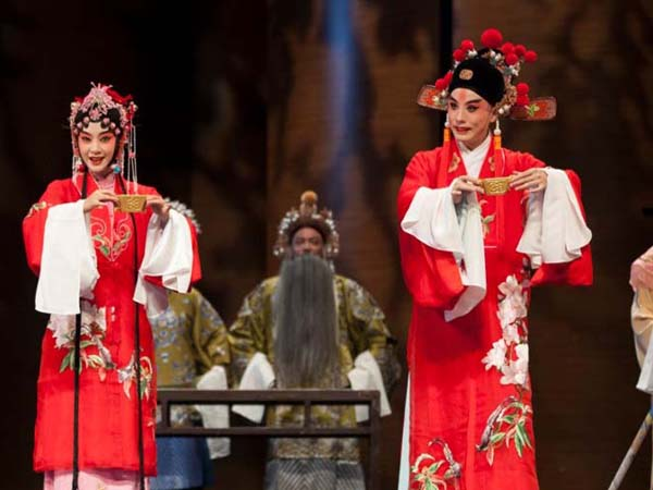 Chinese Traditional Performance