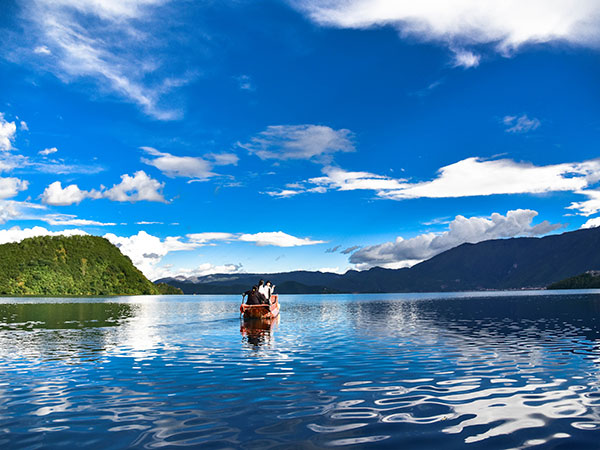 Most Famous Lakes in China