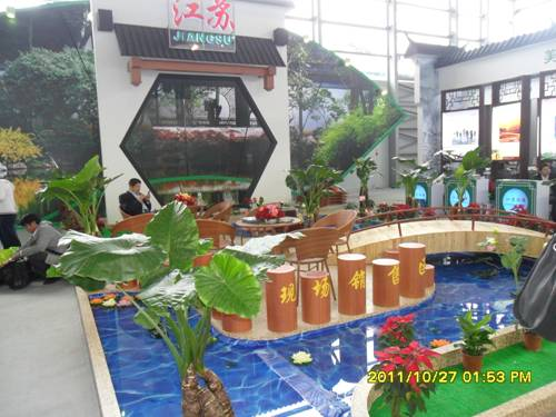 TCT Story - Memory of 2011 Kunming International Travel Mart (2)