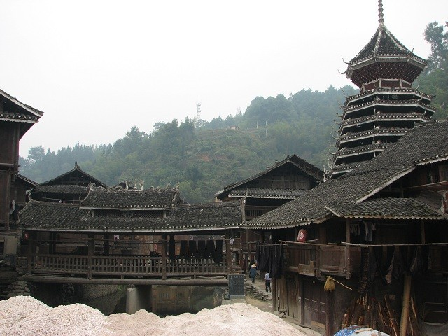 Probe the Secrets of Guizhou- Zhaoxing Dong Minority Village at Liping County
