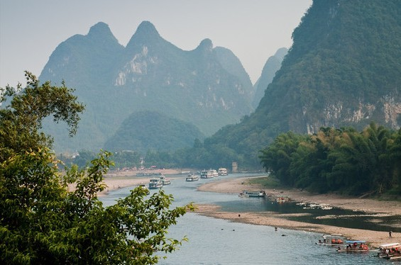 Li River Hiking Trip (from Yangdi to Xingping)
