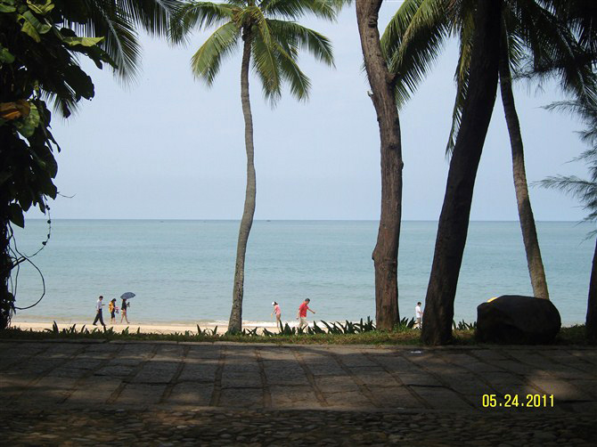 Lost Ourselves in Hainan Island Paradise Tour