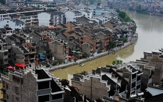 My Impressive Trip To Guizhou Zhenyuan Ancient Town