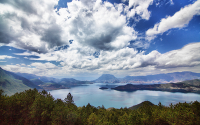 Mysterious and magnificent wonderland –Lugu Lake