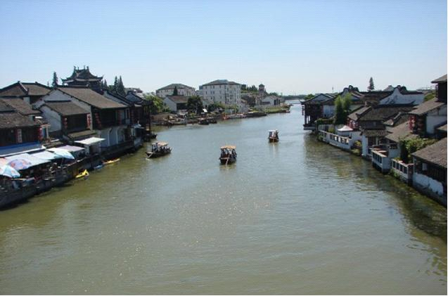 A Leisure Trip to Zhujiajiao Water Town