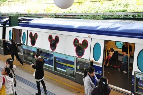 Hong Kong Disney Land Park Travel Guide