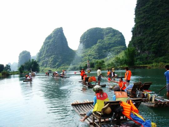 My unforgettable trip in Yangshuo