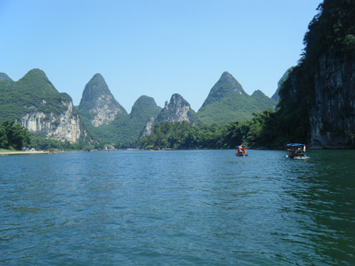 My unforgettable trip to Li River