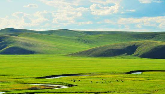Hulun Buir - The Most Beautiful Grassland in China