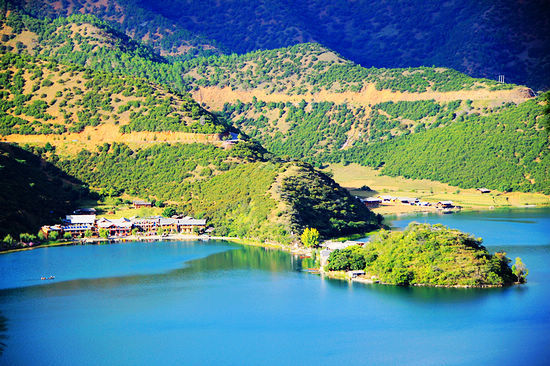 My Yunnan tour to heavenly Lugu Lake