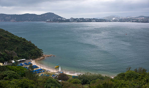 Hong Kong Dragon's Back - the most beautiful city hiking trails in Asia
