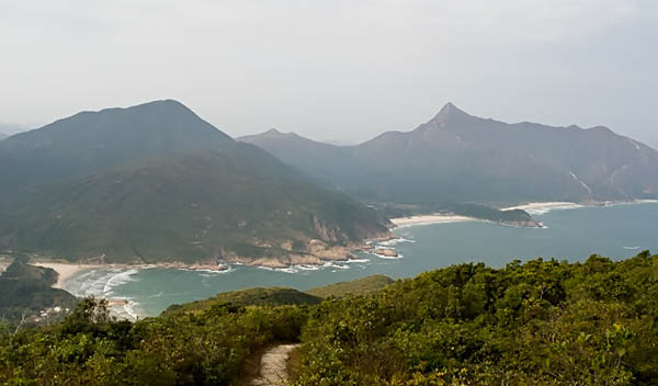 The most beautiful hiking trail in Hong Kong - MacLehose Trail (2)
