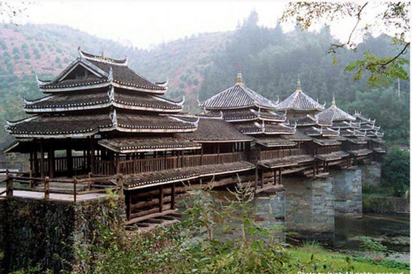 My 2-day Trip to Dong Minority Area in Sanjiang County, Liuzhou, Guangxi