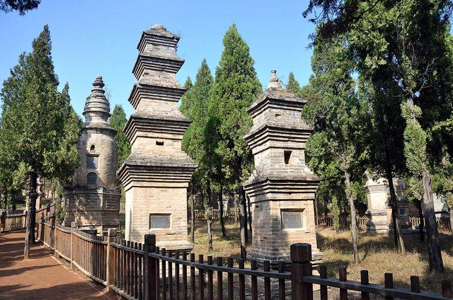 Day trip to Luoyang Longmeng Grottoes and Shaolin Temple