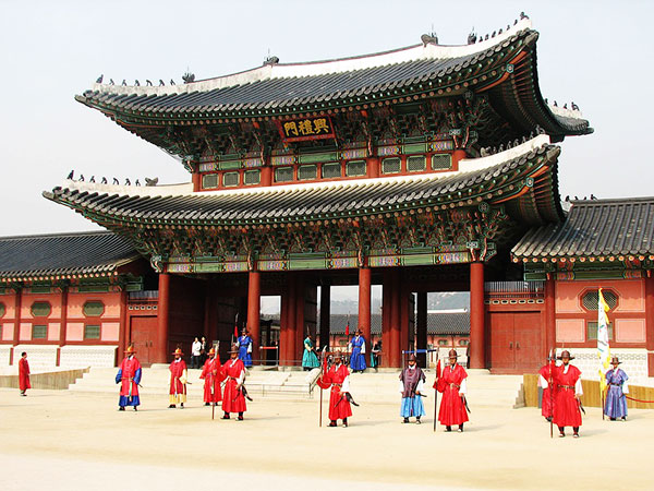 14 Days Best of China and Seoul Tour