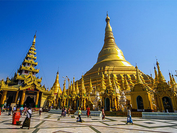4 Days Myanmar Unique Tour