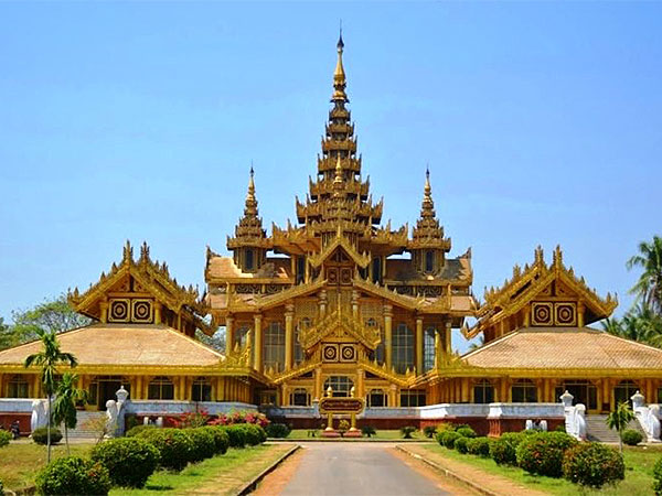 5 Days Taste of Myanmar Tour