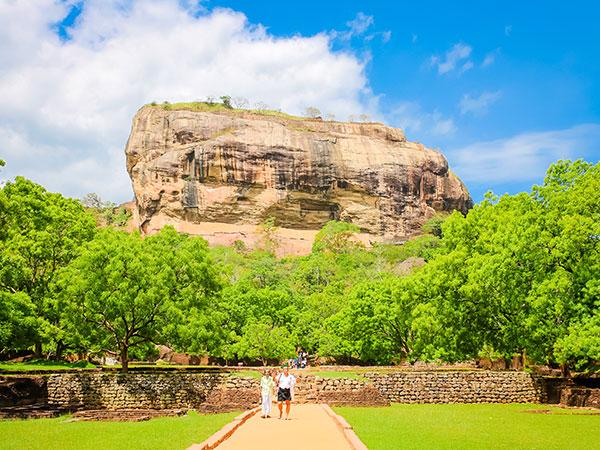 Sigiriya Rock Festung