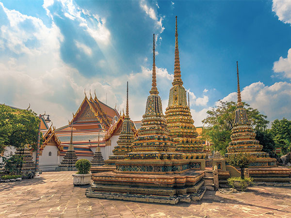 14 Days China and Thailand Group Tour