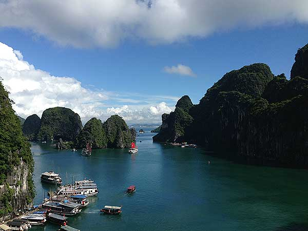 19 Days Best of China and Vietnam Tour