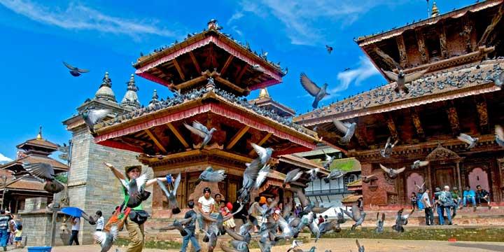 Kathmandu Durbar Platz