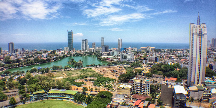Colombo City View