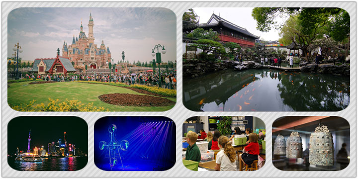 best places to visit in Shanghai with kids