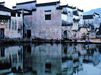 Ancient Villages in Southern Anhui