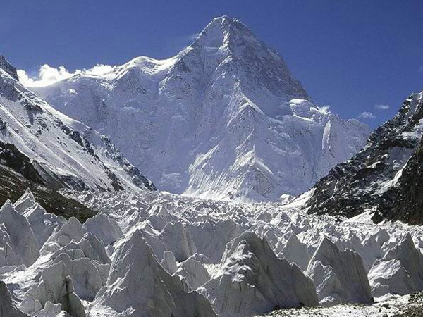 Top 14 Highest Mountains in China, The Highest Mountain in the World