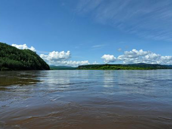 heilongjiang river