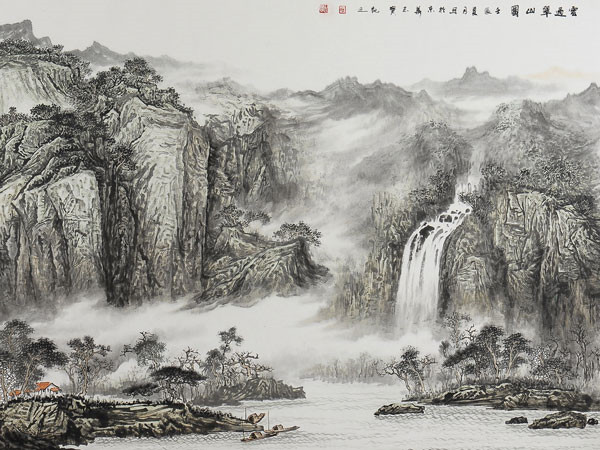 Images Of Chinese Brush Painting