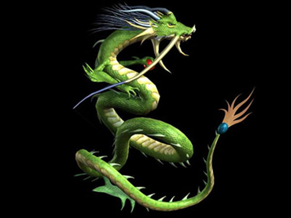 Chinese Dragon Origin and  History