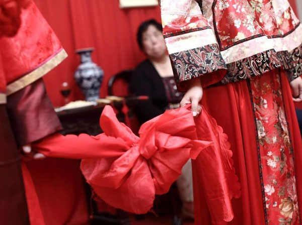 Traditional Chinese Wedding Etiquette