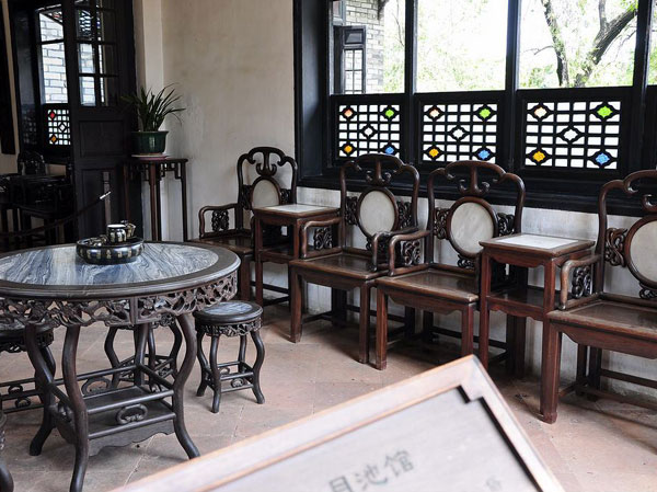 Qing Style Furniture