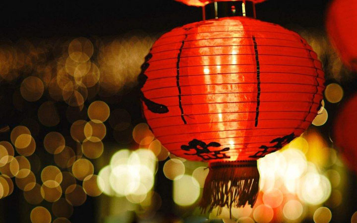 this is a very important element for the chinese new year decoration and those lanterns should keep hanging till the lantern festival ends - Chinese New Year Lantern