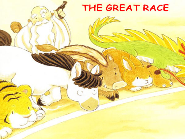 Chinese Zodiac History & Origin: Great Race Deciding Order
