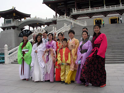History of Chinese Clothing