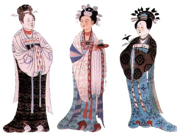Costume sous la dynastie Tang