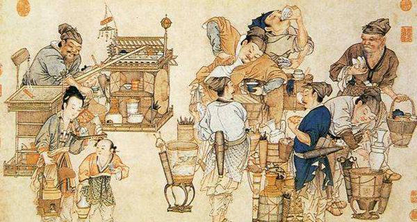 chinese cuisine history