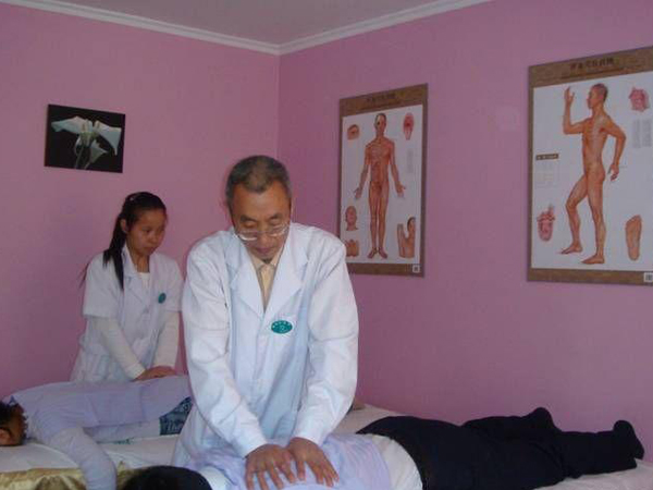massage en chine