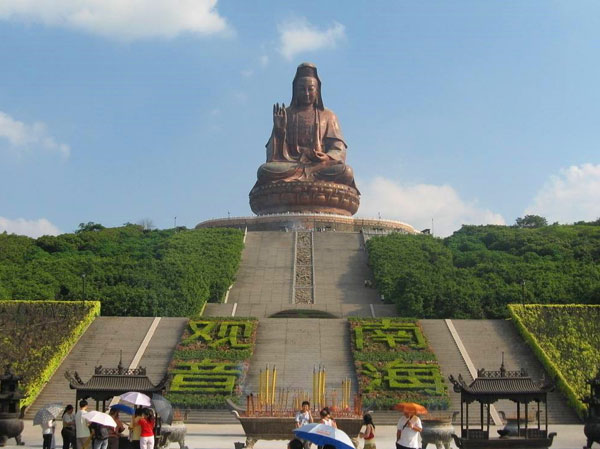 Buddha Statues In China The Tallest Or Largest Famous