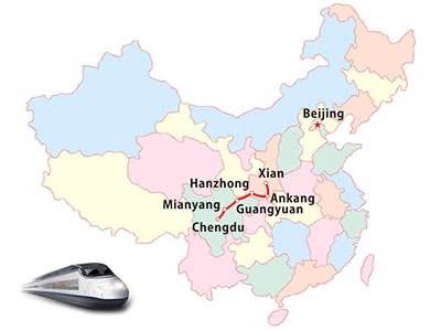 2018 China High-speed Rail Projects