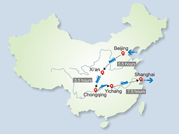 11 Days Best Yangtze River Cruise Tour
