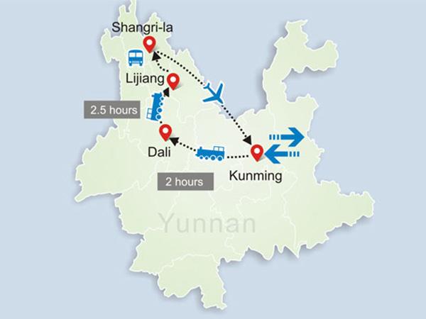 https://www.topchinatravel.com/pic/china-tour-map-600X450/km-dl-lj-shangrila.jpg