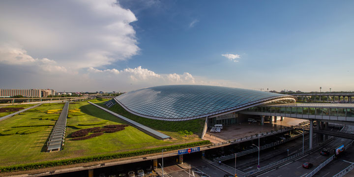 The Largest Airport in China, Beijing Capital International Airport (PEK)