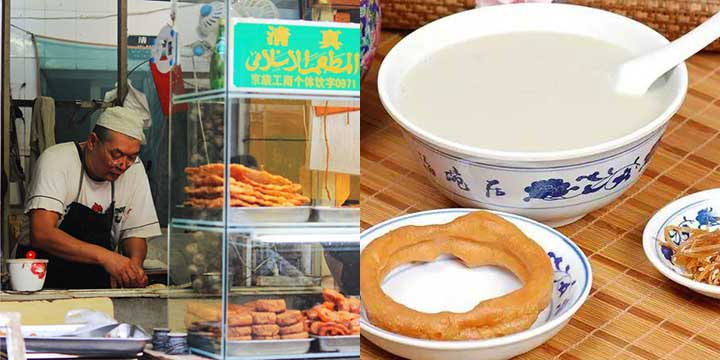 Beijing Walking Tour-Local Breakfast